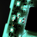 Circuit Board by Tek Image