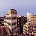 City Skyline by Jeremy Woodhouse