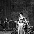 Cleopatra Vii (69-30 B.c.) by Granger