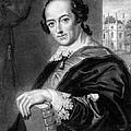 Horace Walpole (1717-1797) by Granger