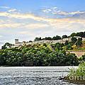 Kalemegdan Fortress In Belgrade by Elena Elisseeva