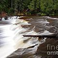 Lower Tahquamenon Falls Area by Steve Javorsky