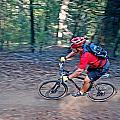 Mountain Biking by Elijah Weber