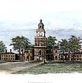 Philadelphia State House by Granger