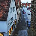 Rothenburg Medieval Old Town  by Amit Strauss