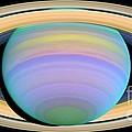 Saturn by Nasa