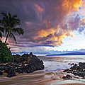 Secret Beach by James Roemmling