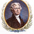Thomas Jefferson (1743-1826): by Granger