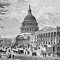 U.s. Capitol by Granger