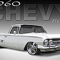 60 Chevy El Camino by Mike McGlothlen