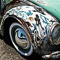 61 Volkswagon Bug by Gwyn Newcombe