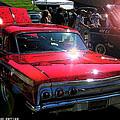 62 Chevy Impala Ss Back by Kirk Gatzka