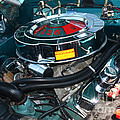 65 Plymouth Satellite Engine-8482 by Gary Gingrich Galleries