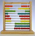 Abacus by Photo Researchers, Inc.