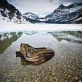 Bow Lake by Ginevre Smith