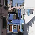Burano.venice by Bernard Jaubert
