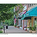 Downtown Perrysburg by Jack Schultz