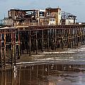 Hastings Pier by Dawn OConnor