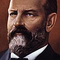 James A. Garfield (1831-1881) by Granger