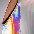 Soap Film by Ted Kinsman
