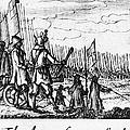 Spanish Armada, 1588 by Granger