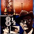 8 12, Marcello Mastroianni, 1963 by Everett