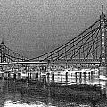 Albert Bridge London by David Pyatt