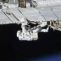 Astronaut Participates by Stocktrek Images