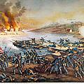 Battle Of Fredericksburg by Granger