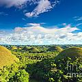 Chocolate Hills by MotHaiBaPhoto Prints