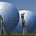 Concentrating Solar Power Plant by David Nunuk