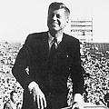 John F. Kennedy (1917-1963) by Granger