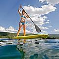 Paddle Board by Elijah Weber