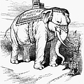 Presidential Campaign, 1884 by Granger