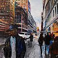 82nd Street by Lauren Luna