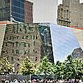9/11 Memorial by Gwyn Newcombe