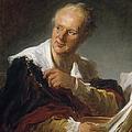 Denis Diderot (1713-1784) by Granger