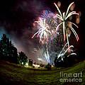 Fireworks by Angel Ciesniarska