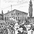 Great Railroad Strike, 1877 by Granger