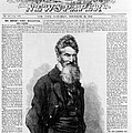 John Brown, American Abolitionist by Photo Researchers
