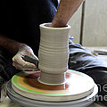Pottery Wheel, Sequence by Ted Kinsman