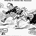Presidential Campaign 1908 by Granger
