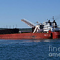 Presque Isle Ship by Lori Tordsen