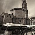 Split Old Town by Jouko Lehto