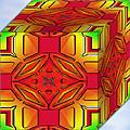 A Beautiful Cube by Mario Carini