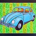 A Beetle Remembered by Jim Harris
