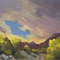 A Break In The Clouds by Diane McClary
