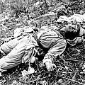 A Chinese Soldier Killed by Stocktrek Images