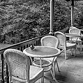 A Cloudy Day On The Porch by Robert Ullmann