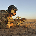 A Combat Rescue Officer Provides by Stocktrek Images